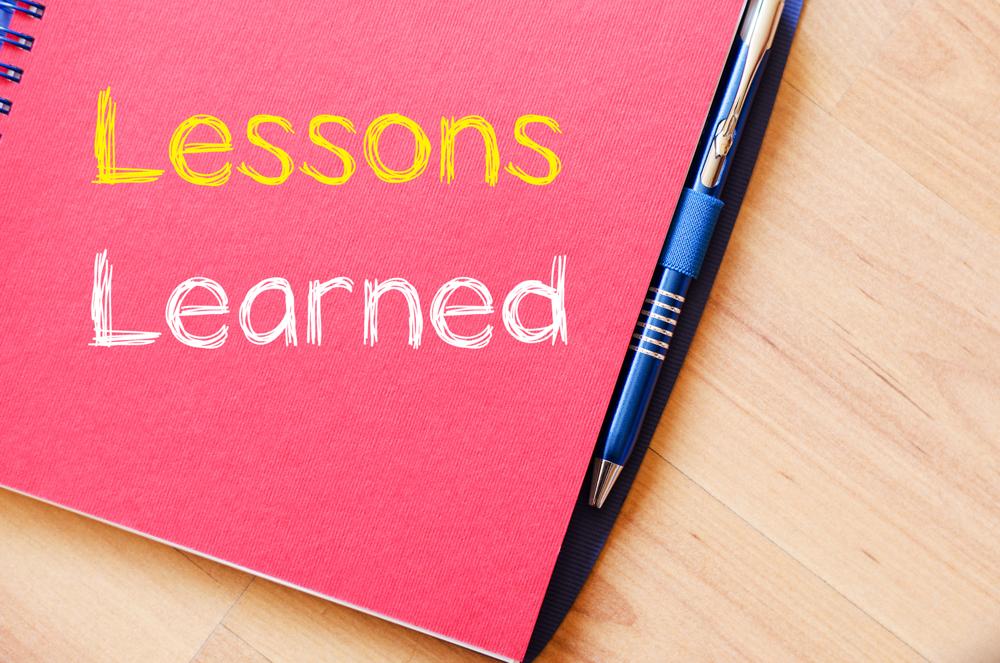 5 Things I've Learned